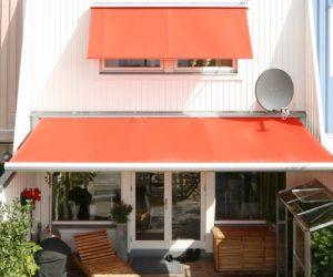 Plexus metal canopy