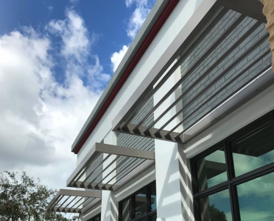 The Importance of Powder Coating on Flat Metal Canopies in Maryland
