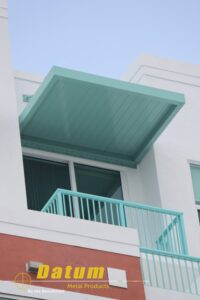 Benefits of Powder Coating for Architectural Structures in Maryland