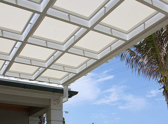 Combine Form and Function with a Commercial Shade Trellis in Maryland
