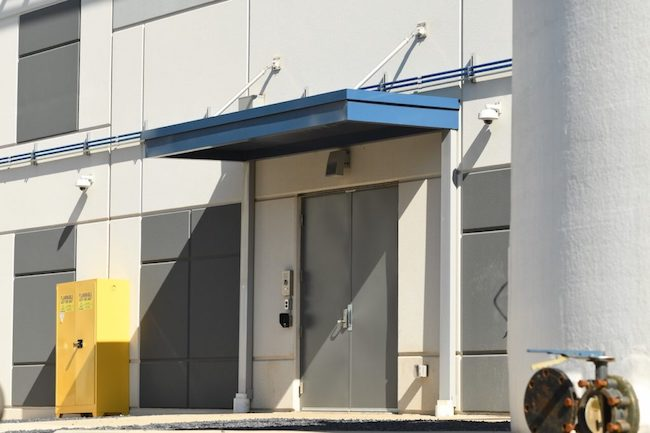 Commercial and Industrial Uses for Flat Metal Canopies in Wisconsin