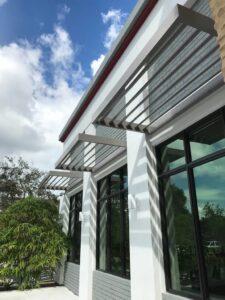 Customizing Aluminum Louvers for Wisconsin Properties